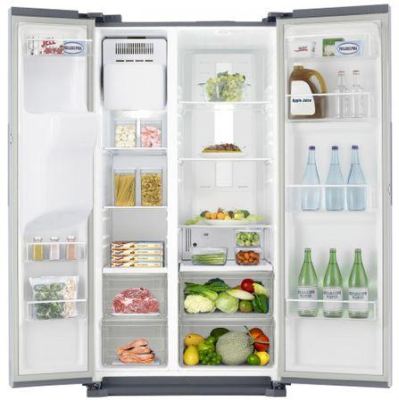 připojte ledničku s vodním filtrem