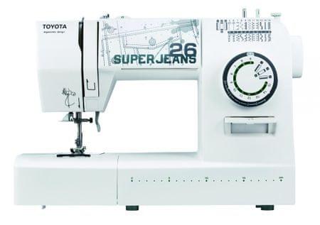 TOYOTA Super Jeans J26 White