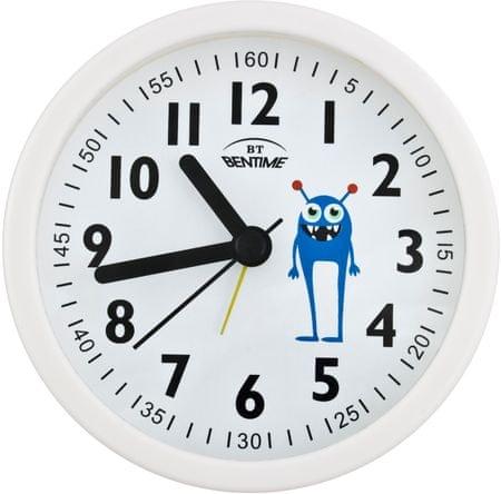 Bentime budzik dziecięcy NB02-SA6078W