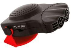 CarPoint Ventilátor s kúrením na rozmrazovanie skiel 12V 150V (0510084)