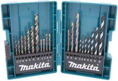 Makita B-44884 Sada vrtáků MIX 21dílná