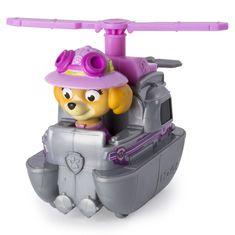 Spin Master Paw Patrol Autíčko záchranář Skye - růžové
