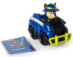 Spin Master Paw Patrol Autíčko záchranář Chase