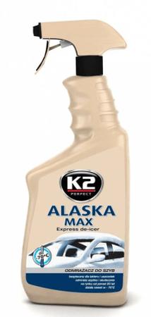 K2 odmrzovalec stekel Alaska, 700 ml