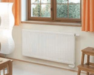 Korado radiator VK 22/600/1400, z vgrajenim ventilom
