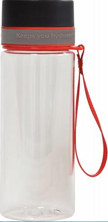 plastenka za vodo Oxygen, BPA Free, 0,63 L, rdeča
