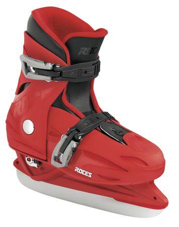 Roces łyżwy hokejowe MCK II H Red 30-35