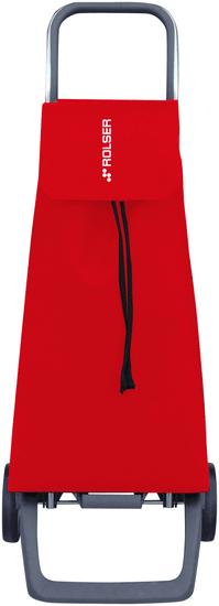 Rolser Nákupní taška na kolečkách Jet LN Joy, červená - zánovní