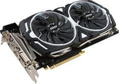 MSI GeForce GTX 1070 Ti ARMOR 8G, 8GB