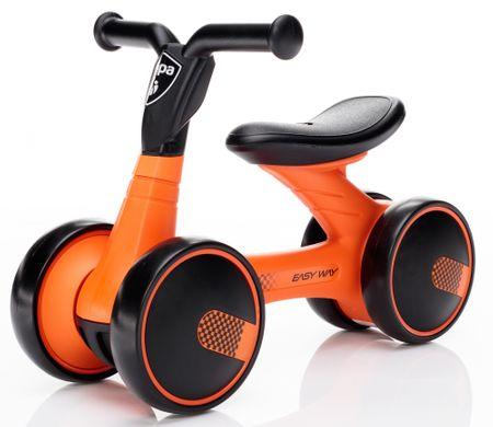 ZOPA Easy-Way pedál nélküli gyerekkerékpár narancssárga