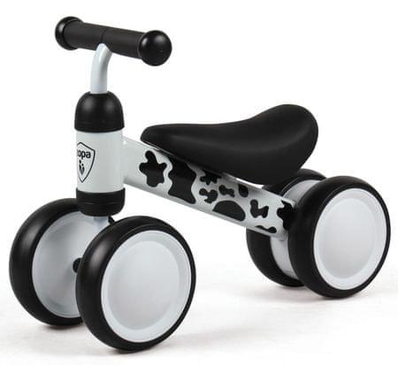 ZOPA Zooter pedál nélküli gyerekkerékpár fehér