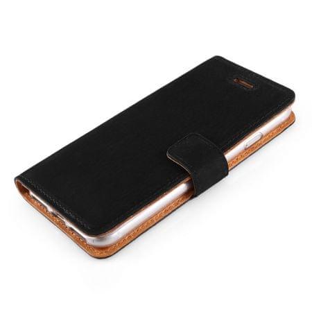 Surazo Onasi preklopna torbica za Galaxy Note 8, črna