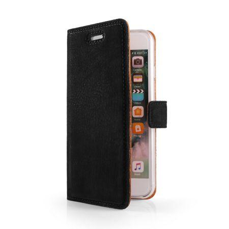 Surazo Onasi preklopna torbica za iPhone 8 plus, črna
