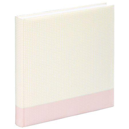Hama foto album Filigrana, 30 x 30 cm, 80 strani, pastelno roza