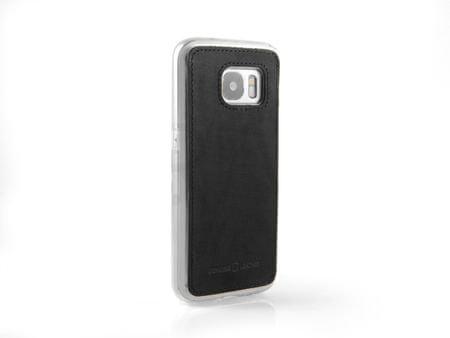 Surazo Onasi silikonski ovitek iPhone 8 plus, črn