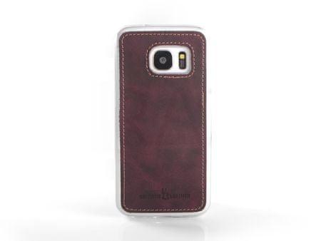 Surazo Onasi silikonski ovitek iPhone 8 plus, rdeč