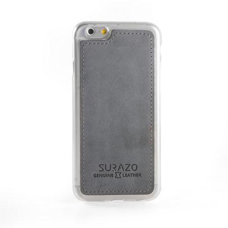 Surazo Onasi silikonski ovitek iPhone 8 plus, siv
