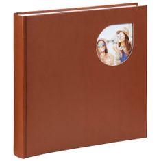 Hama foto album Cumbia, 30 x 30 cm, 80 strani, rjav