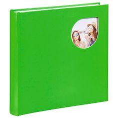 Hama foto album Cumbia, 30 x 30 cm, 80 strana, zeleni