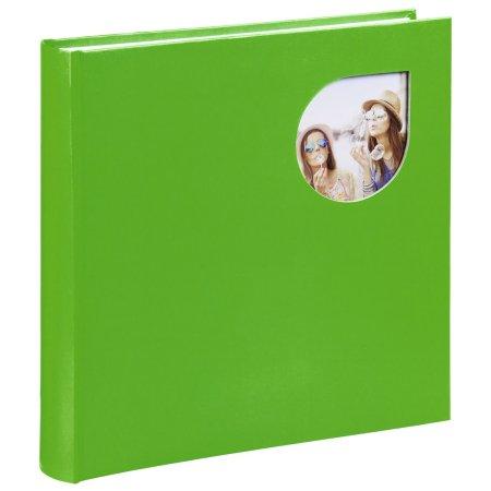 Hama foto album Cumbia, 30 x 30 cm, 80 strani, zelen