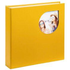 Hama foto album Cumbia, 10 x 15 cm, 200 slika, žuta
