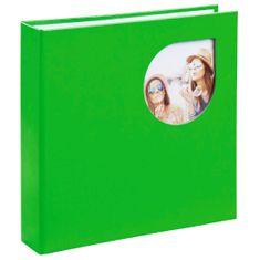 Hama foto album Cumbia, 10 x 15 cm, 200 slika, zelena