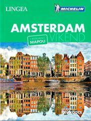 autor neuvedený: Amsterdam - víkend...s rozkládací mapou