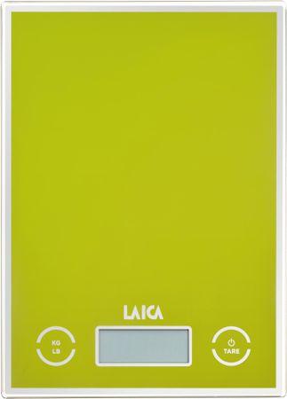 Laica KS1050E, digitalna kuhinja vaga, zelena