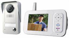 Smartwares Domácí videotelefon (10.008.93) - rozbaleno