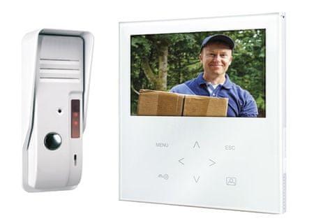 Smartwares Wideotelefon domowy (10.016.34)