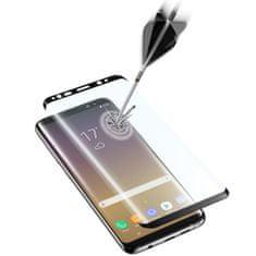 CellularLine zaštitno staklo za Samsung Galaxy Note 8, crno