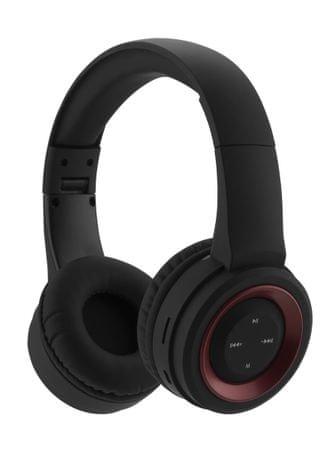 GoGEN HBTM 31R, čierna/červená