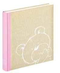 WALTHER foto album Dreamtime, 28x30,5 cm, 50 strani, roza