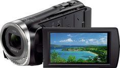 Sony videokamera HDR-CX450B