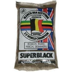 MVDE Krmítková Směs Super Black