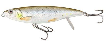Savage Gear Wobler 3D Backlip Herring Green Silver 10 cm, 20 g