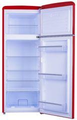 Amica samostojeći retro hladnjak KGC15630R