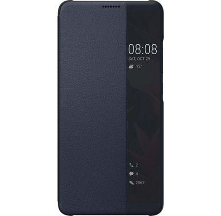 Huawei preklopna torbica za Mate 10 Pro, modra