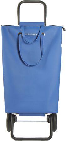 Rolser Nákupní taška na kolečkách SuperBag Logic RG, modrá