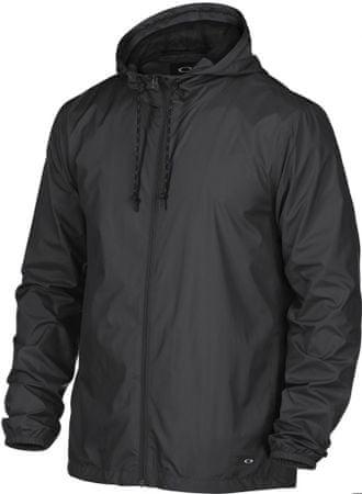 Oakley moška jakna 365 Blackout, črna, M