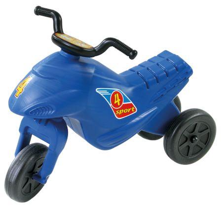 Dohany Műanyag motor, 141 Superbike, 4 Mini, kék