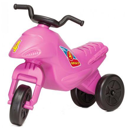 Dohany Műanyag motor, 141 Superbike, 4 Mini rózsaszín