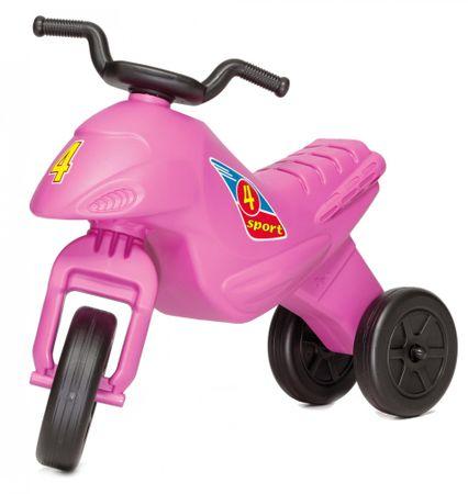 Dohany guralica 142 Superbike 4 Medium, ružičasta