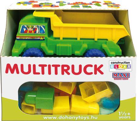 Dohany Auto 698 Multi truck s kostkami