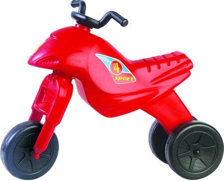 Dohany poganjalček 143 Superbike 4 Maxi, rdeč