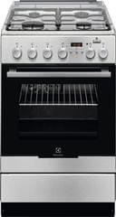 Electrolux kuchnia gazowo-elektryczna EKK54950OX PlusSteam