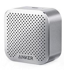 Anker prijenosni bluetooth zvučnik SoundCore Nano, 3W, Bluetooth 4.0, sivi