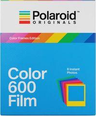 POLAROID Originals 600 Colour 8 ks + farebné rámčeky
