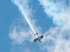 Allegria akrobatický let v závoďáku Eagle