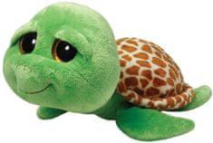 TY zielony żółw ZIPPY 24 cm